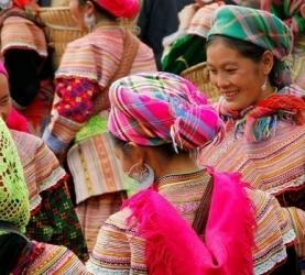 Sapa & Ethnic Colorful Market (3Days 4Nights)