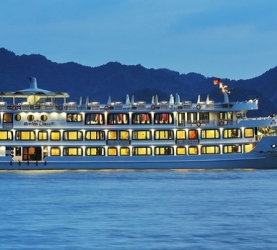Halong Starlight Cruise